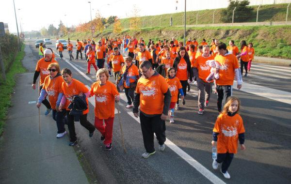 Andaina Solidaria - Pintando o Mundo de Laranxa